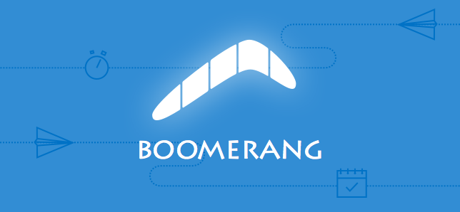 Enhance Outlook with Boomerang!