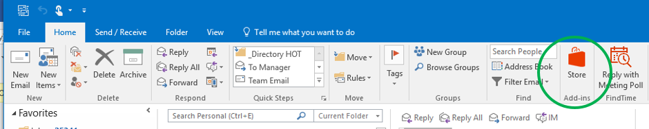 Check Outlook 2016 Add-in Support